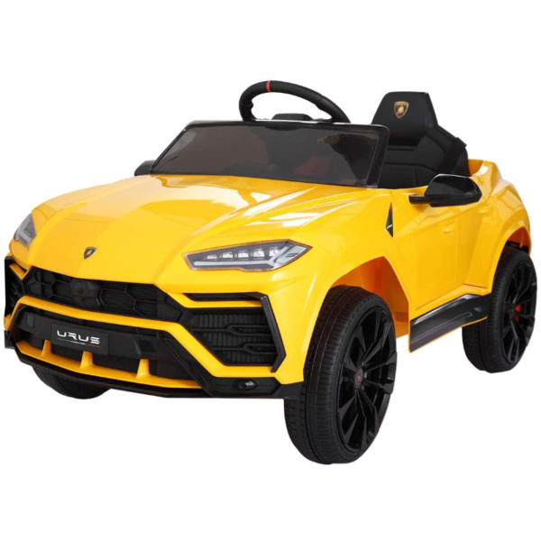 12V Lamborghini Licensed Electric Kids Ride on Car with Remote Control, Yellow 下载 12