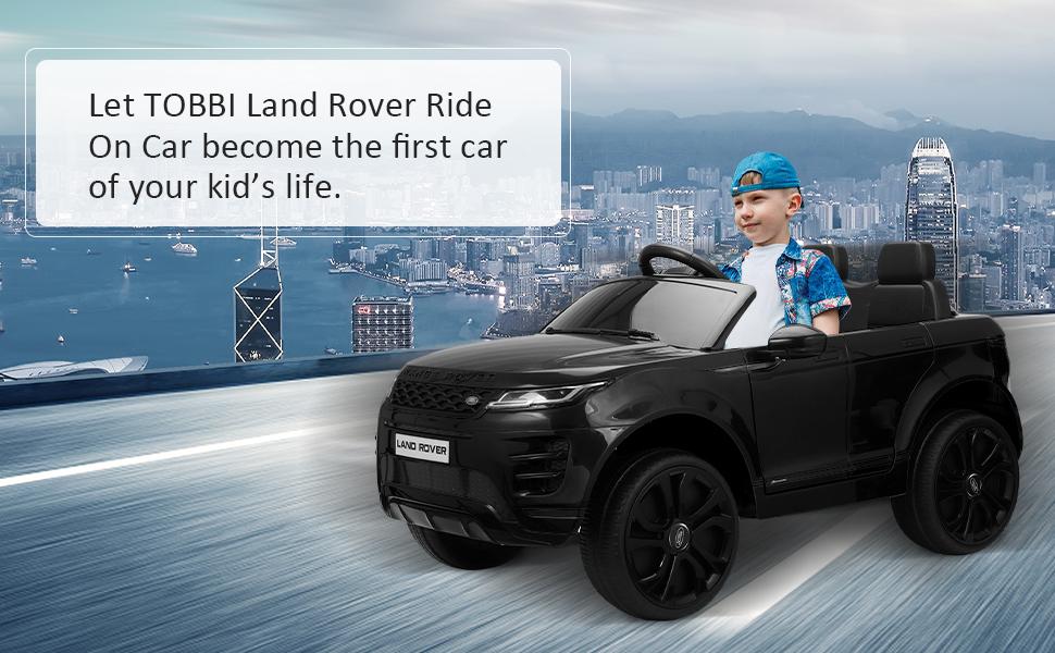 12V Land Rover Ride-on SUV Car for Kids, Black 064988e5 6846 4def 8ea9 6e62a170d129. CR00970600 PT0 SX970 V1