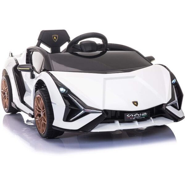 Licensed Lamborghini Sian 12V Children's Electric Ride On Car Toy 1 1 1