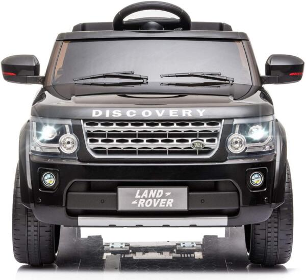 12V Licensed Land Rover Power Wheels Ride on SUV for Kids with Remote Control, Black 1 18