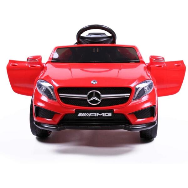 Licensed Mercedes Benz Ride on Car Toy W/RC, Red 1 22