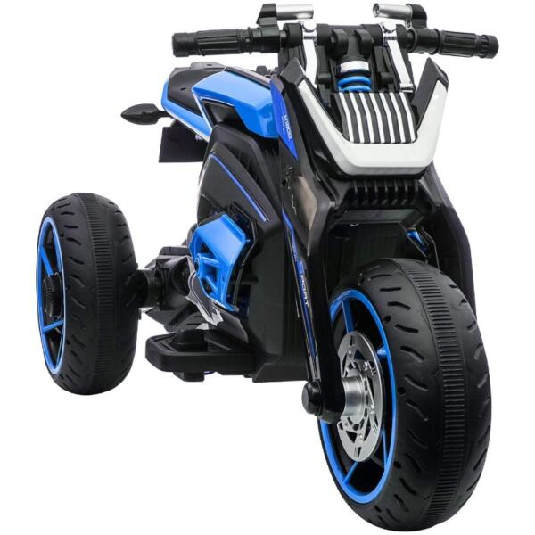 12V Kids Motorcycle Toy 3 Wheels Electric Trike for Boys and Girls 1 25