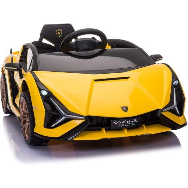 Licensed Lamborghini Sian Car Toy w/ Scissor Door 1 46