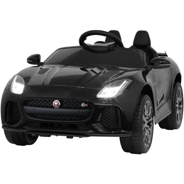 12V Kids Electric Ride on Car Toy Jaguar F-Type SVR 1 62
