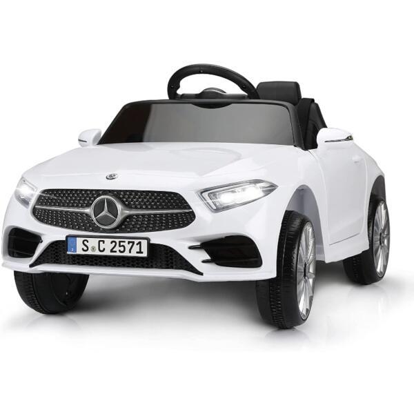 12V Electric Car for Kids Licensed Mercedes Benz CLS 350 Ride On Car 1 64