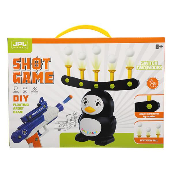 DIY Penguin Shooting Carnival Game 12