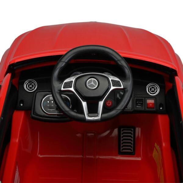12V Mercedes Benz GLA45 Kids 2 Seater Power Wheels With Remote, Red 12v benz licensed gla45 kids electric car red 24