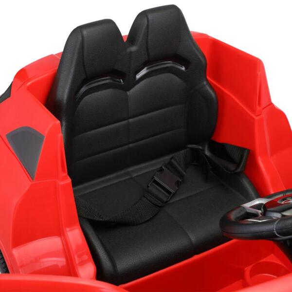 12V Mercedes Benz GLA45 Kids 2 Seater Power Wheels With Remote, Red 12v benz licensed gla45 kids electric car red 30