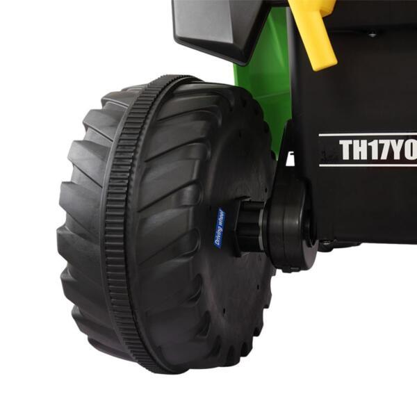 12V Battery Powered Kids Atv Ride On, Green 12v electric atv for kids green 11