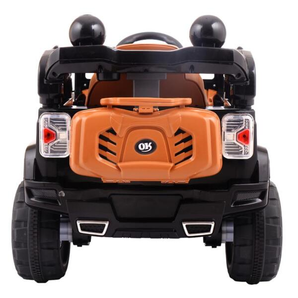12V Kid Truck Ride on Baby Cars with Remote 12v kid ride on electric truck black 11 ride on