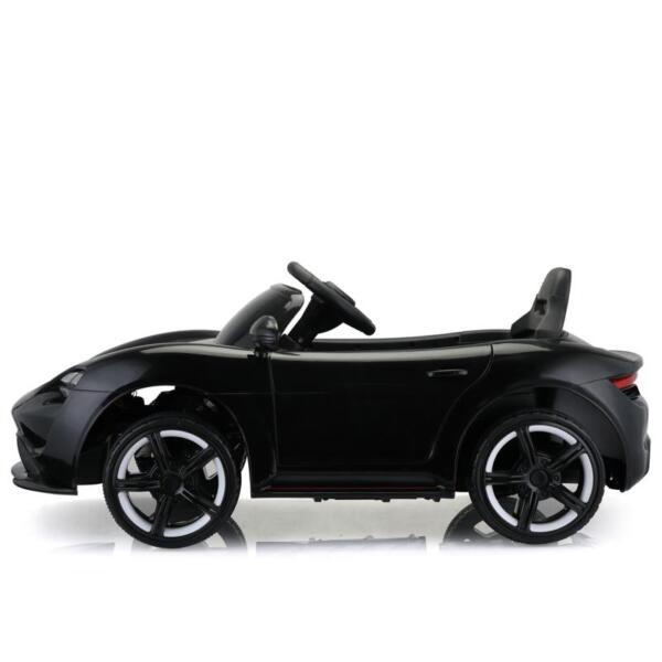 12v Kids Electric Ride On Car with Remote Control, Black 12v kids electric ride on car with remote control black 3