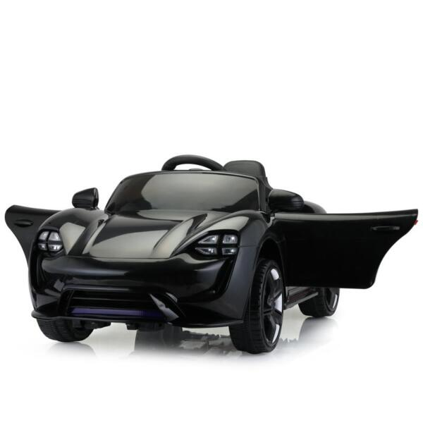 12v Kids Electric Ride On Car with Remote Control, Black 12v kids electric ride on car with remote control black 7