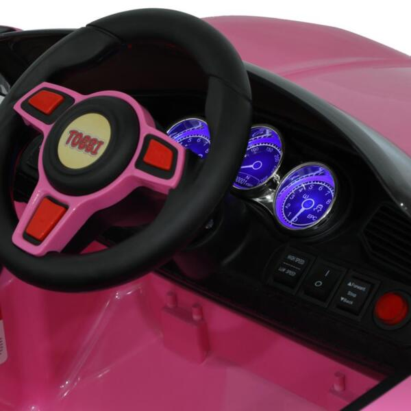 12v Kids Electric Ride On Car with Remote Control, Pink 12v kids electric ride on car with remote control pink 19