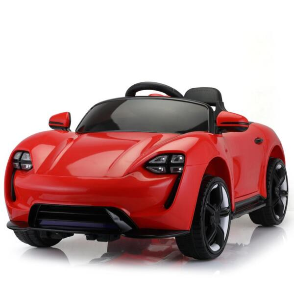 12v Kids Electric Ride On Car with Remote Control, Red 12v kids electric ride on car with remote control red 1