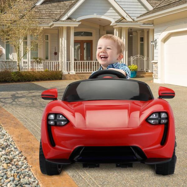 12v Kids Electric Ride On Car with Remote Control, Red 12v kids electric ride on car with remote control red 10