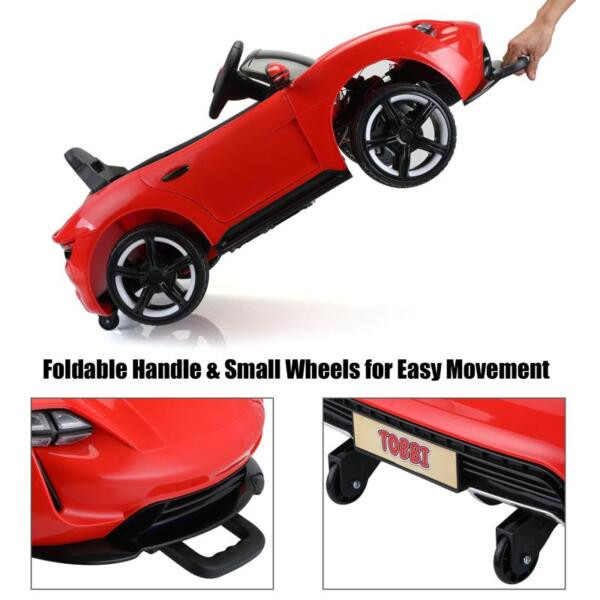 12v Kids Electric Ride On Car with Remote Control, Red 12v kids electric ride on car with remote control red 25 1