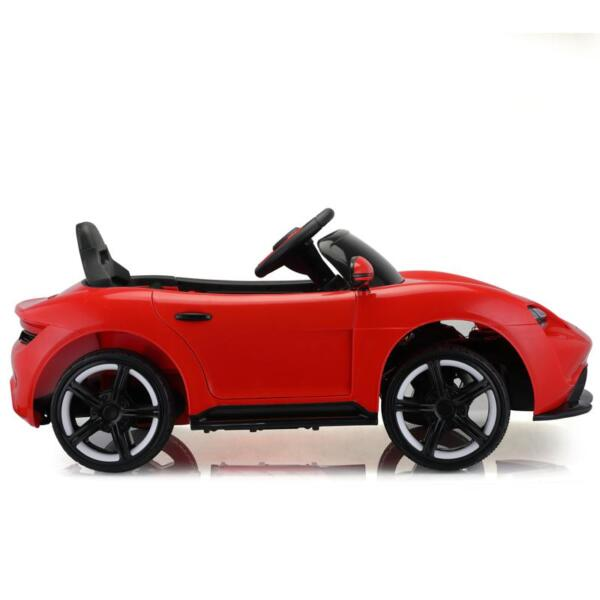 12v Kids Electric Ride On Car with Remote Control, Red 12v kids electric ride on car with remote control red 4