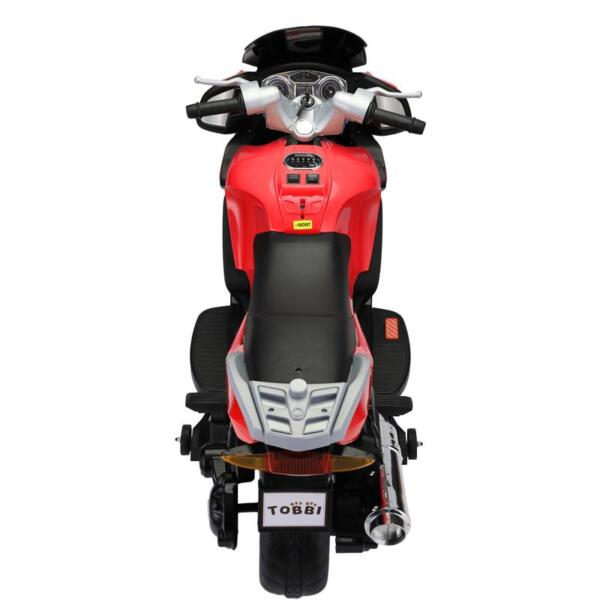 12V Kids Battery Motorcycle for 8 Year Old 12v kids ride on motorcycle battery powered bike red 7