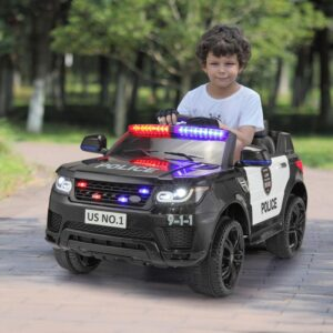 ride-on car is conducive to role-playing