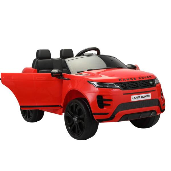 12V Land Rover Ride on SUV Car for Kids, Red 12v land rover ride on suv car for kids red 3