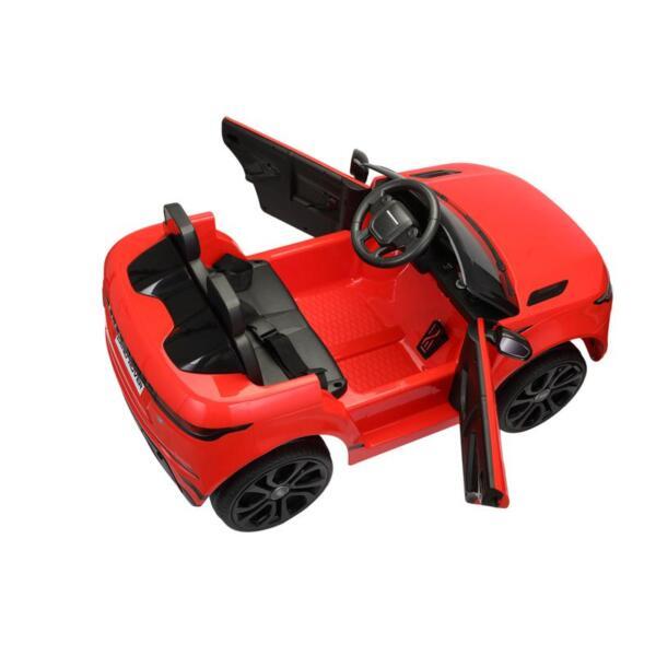 12V Land Rover Ride on SUV Car for Kids, Red 12v land rover ride on suv car for kids red 5