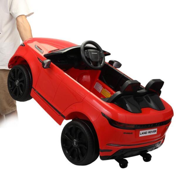 12V Land Rover Ride on SUV Car for Kids, Red 12v land rover ride on suv car for kids red 7