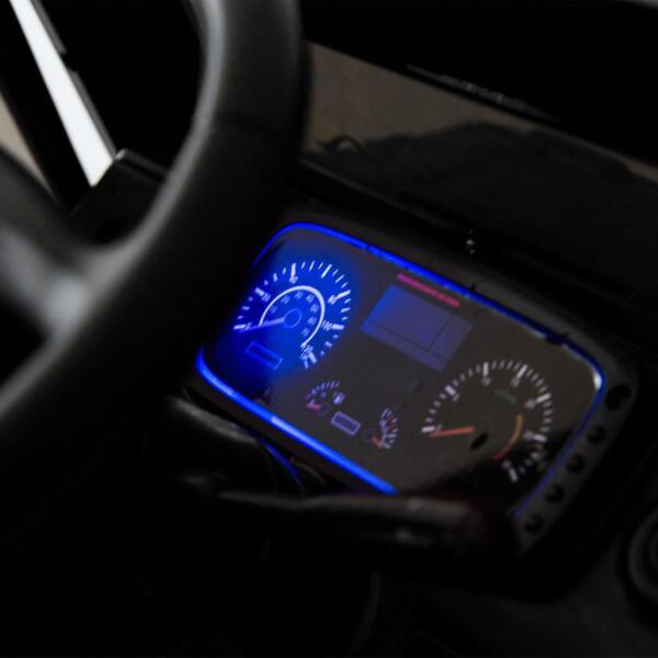 12V Mercedes Benz Unimog U500, Black 12v mercedes benz unimog u500 black 27