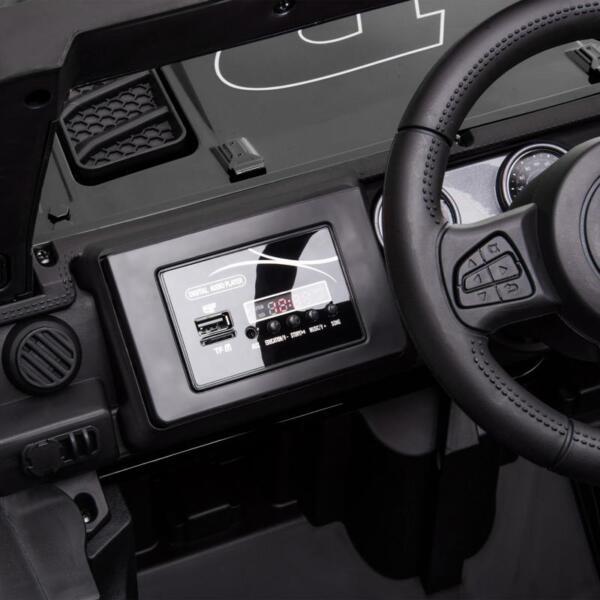 12v Remote Control Kids Ride On Truck, Black 12v remote control kids ride on truck black 19