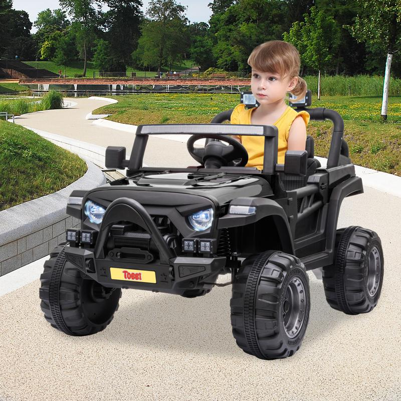 a power wheel is beneficial to kids