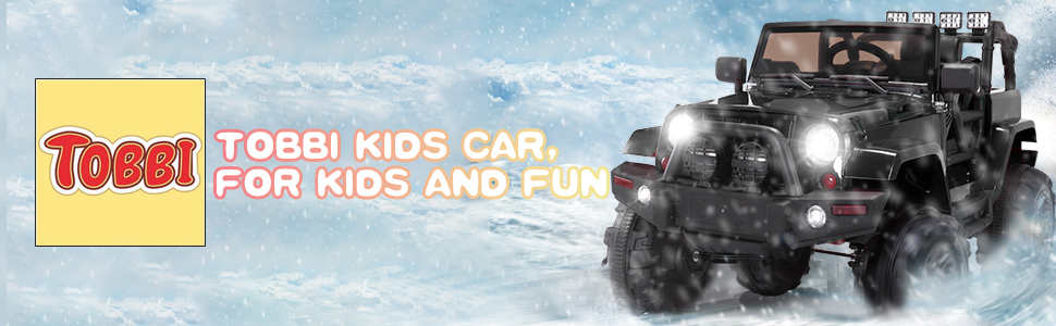 Kid's Truck Toy Ride on Jeep with Remote Control 15 11