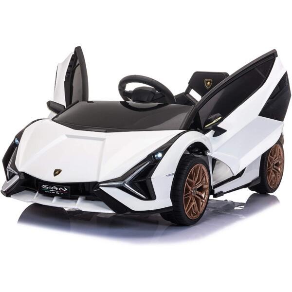 Licensed Lamborghini Sian 12V Children's Electric Ride On Car Toy 2 33