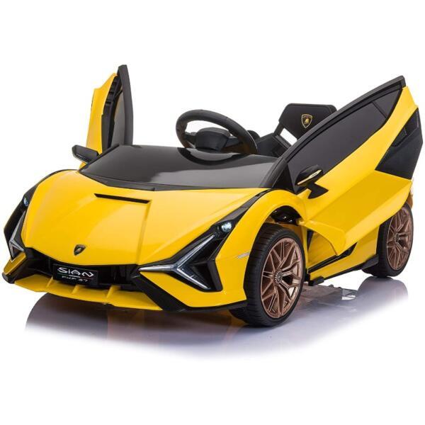 Licensed Lamborghini Sian Car Toy w/ Scissor Door 2 49