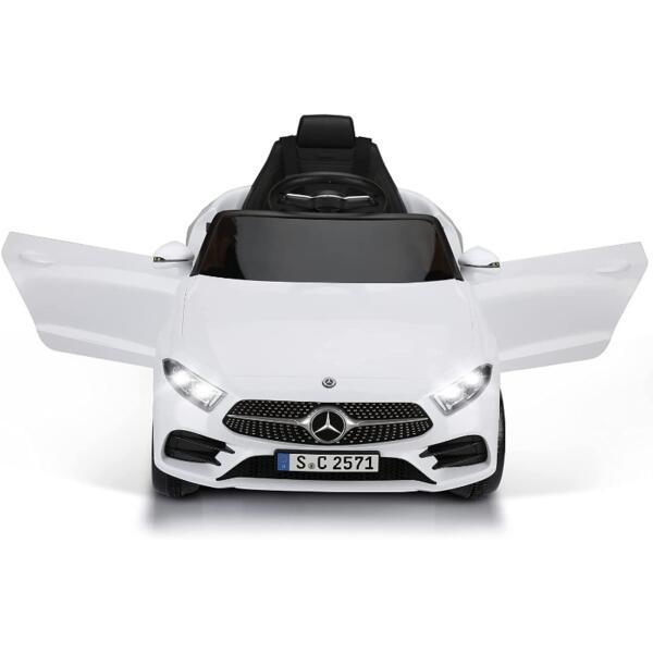 12V Electric Car for Kids Licensed Mercedes Benz CLS 350 Ride On Car 2 66