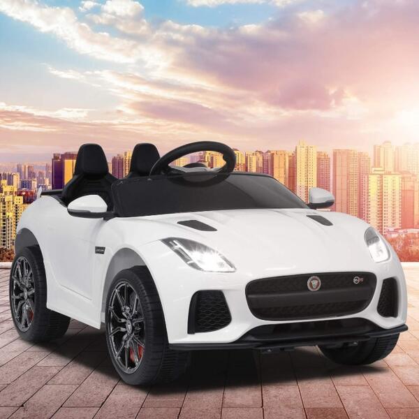 12V Battery Powered Ride-on Jaguar F-Type SVR Car Toy 2 72