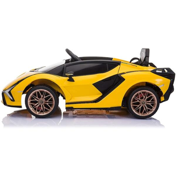 Licensed Lamborghini Sian Car Toy w/ Scissor Door 3 1 2