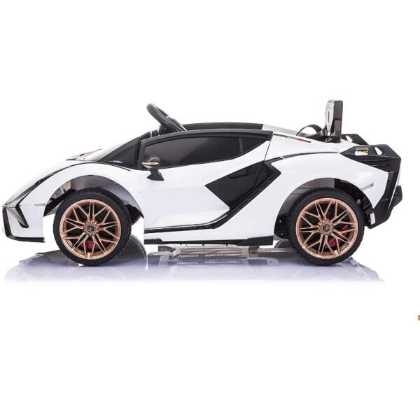 Licensed Lamborghini Sian 12V Children's Electric Ride On Car Toy 3 32