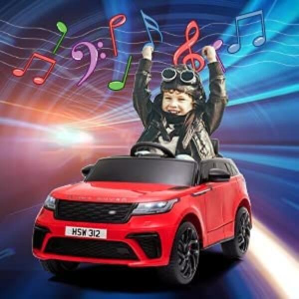 12V Licensed Range Rover Vehicle Ride On Car with Remote 3 61