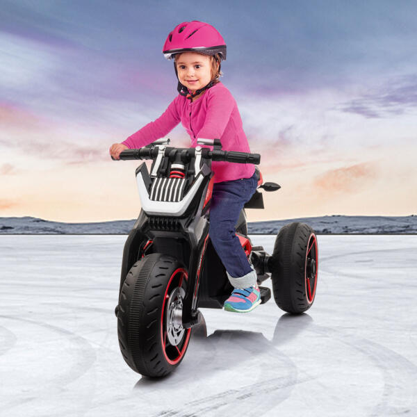 12V Kids Motorcycle Toy 3 Wheels Electric Trike 3 68
