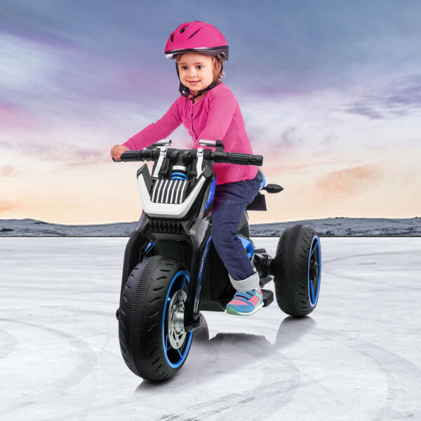 12V Kids Motorcycle Toy 3 Wheels Electric Trike for Boys and Girls 3 69