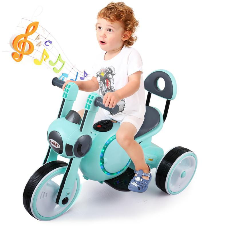 kids can enjoy a lot with kids motorcycle