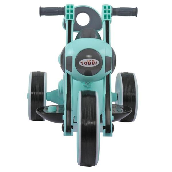 3 Wheel Led Motorcycle Trike for Toddler, Blue 3 wheel led motorcycle trike for toddler blue 19