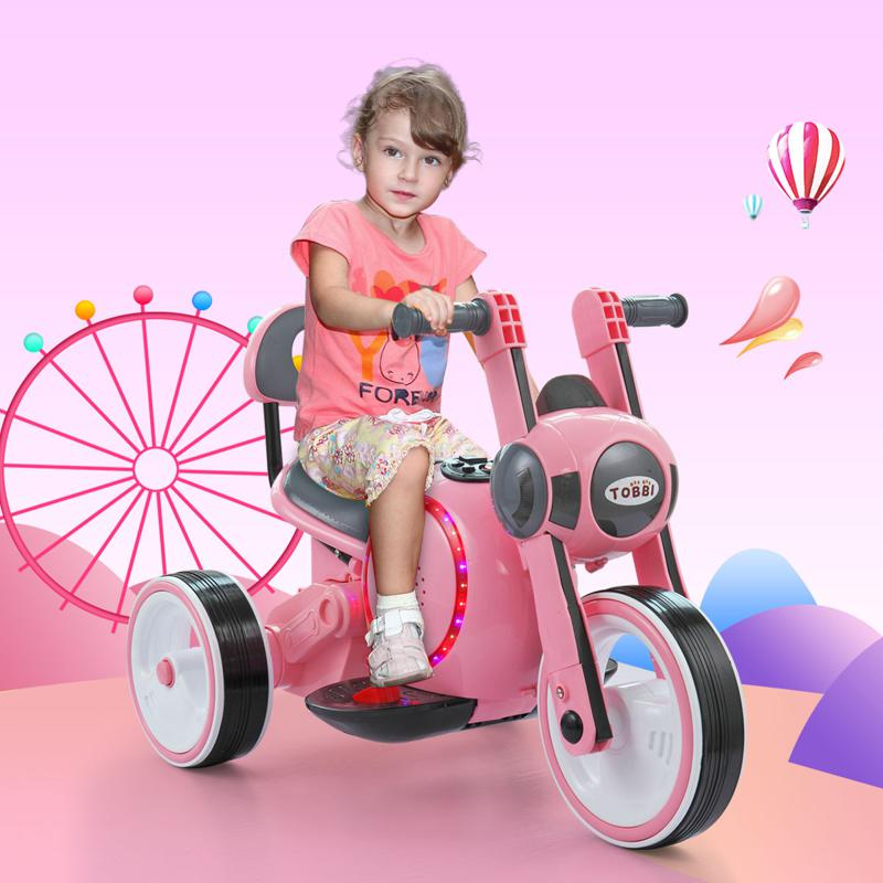 kids motorcycle with trainning wheels