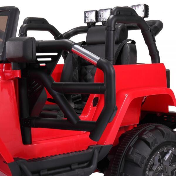 12V Kids Jeep Wrangler Electric Car W/ RC 320988a5 6ff6 47cc a226 42af0391a220 1 kids jeep