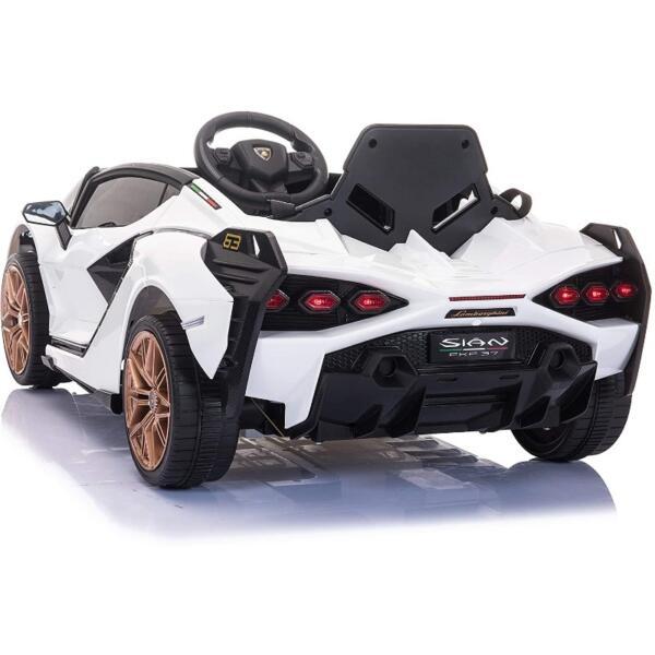 Licensed Lamborghini Sian 12V Children's Electric Ride On Car Toy 4 1 1