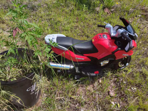 12V Kids Battery Motorcycle for 8 Year Old photo review
