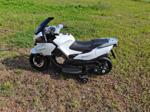 12V Large Kids Ride on Battery Powered Motorcycle photo review