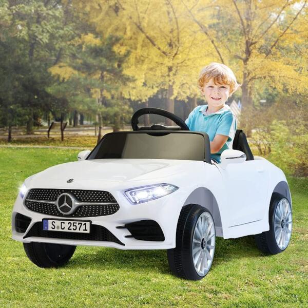 12V Electric Car for Kids Licensed Mercedes Benz CLS 350 Ride On Car 4 72