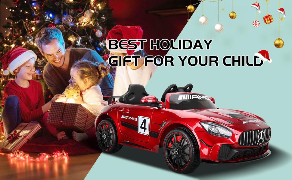 12V Electric Licensed Mercedes Benz AMG GT Kid Ride on Car, Red 4073591a 3bef 440b 87c7 76c4a16a5e98. CR00970600 PT0 SX970 V1 1