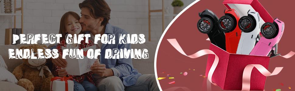 12V Kids Electric Ride on Car Toy Jaguar F-Type SVR 5 71