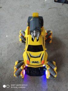 Gesture Sensing RC Stunt Car for Kids photo review